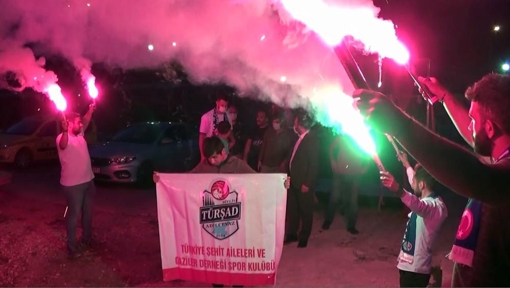 Adilcevaz TÜRŞAD Voleybol Takımı Rus sporcuyla Galimov ile sözleşme imzaladı