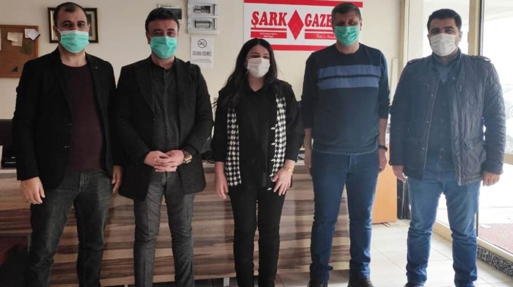 VEDAŞ'tan Bitlis'teki gazetecilere 10 Ocak ziyareti
