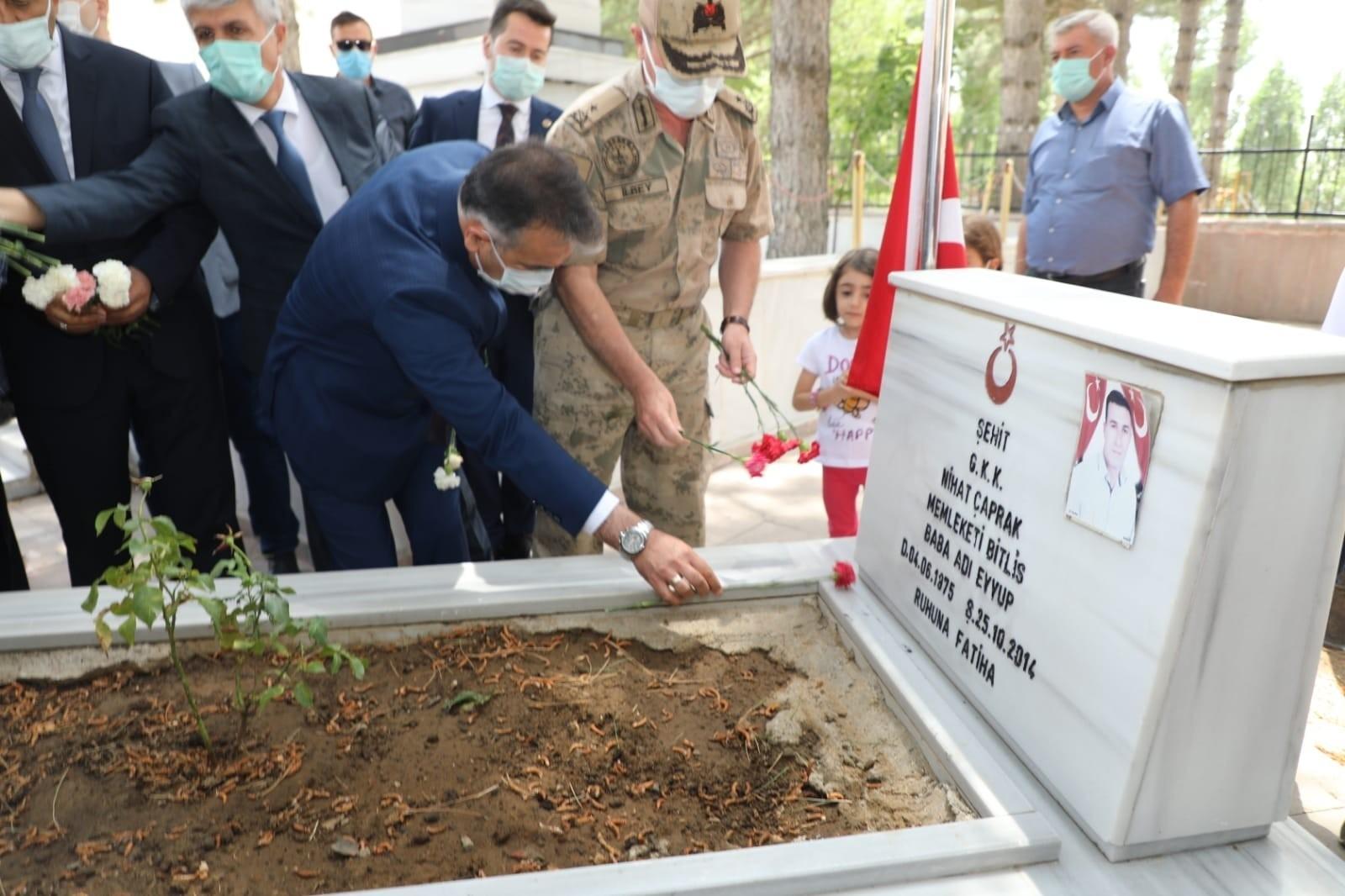 Bitlis'te 15 Temmuz Demokrasi ve Birlik Günü