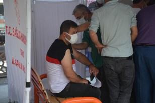 Bitlis'te aşılama çalışmaları devam ediyor