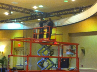 Larry job install pic