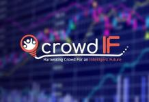 crowdif featured with logo