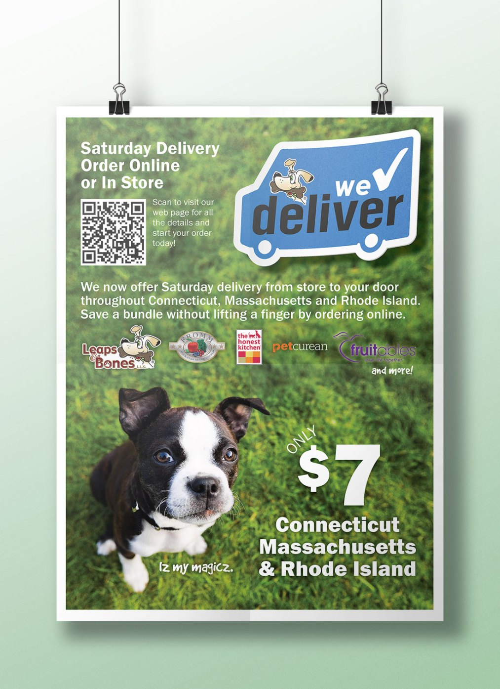 Delivery-Poster