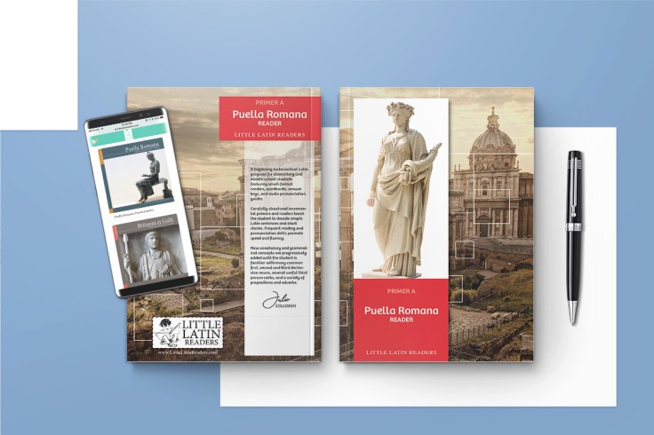 Little-Latin-Readers-Book-Cover-Design