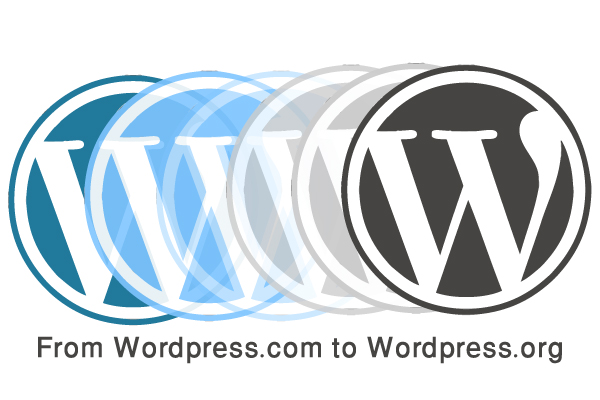 Move your blog from Wordpress.com to Wordpress.org - My own Experience (1/4)