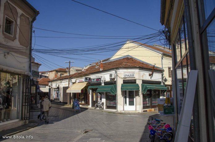 Bitola Old Bazaar