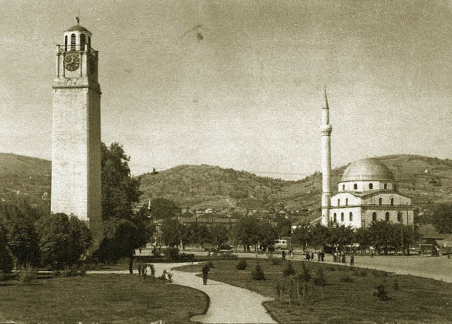 Clock Tower Bitola