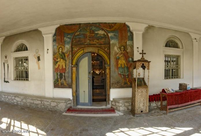 Saint Dimitrij Church in Bitola, Macedonia