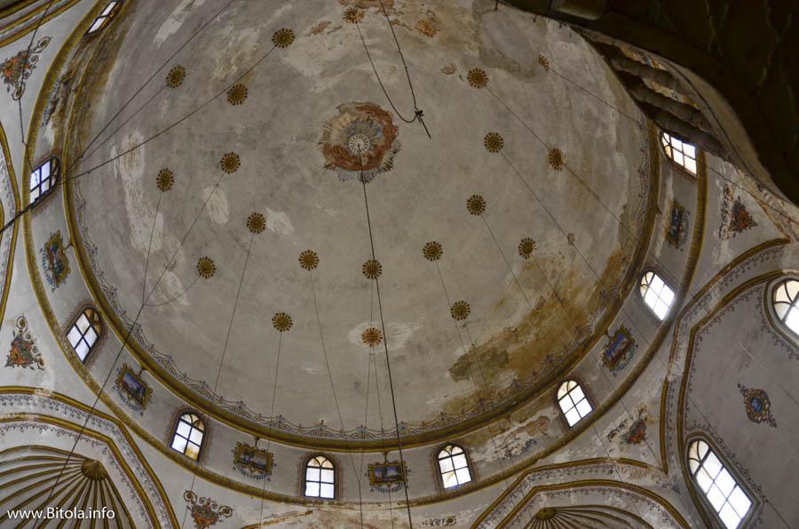 Yeni Mosque Bitola - Dome