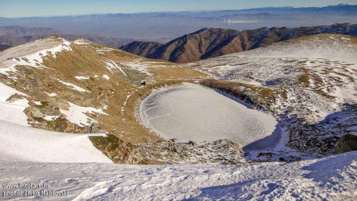 Big Lake - National park Pelister, Macedonia