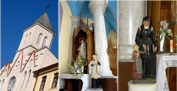 Catholic Church - Sacred Heart of Jesus Bitola