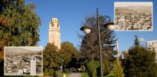 Clock Tower in Bitola