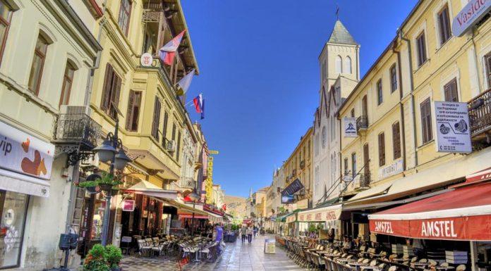 Shirok sokak Bitola