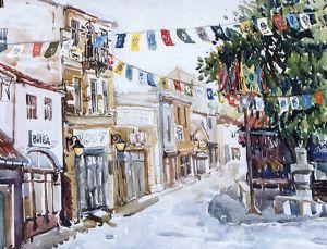 Small Monmartre of Bitola