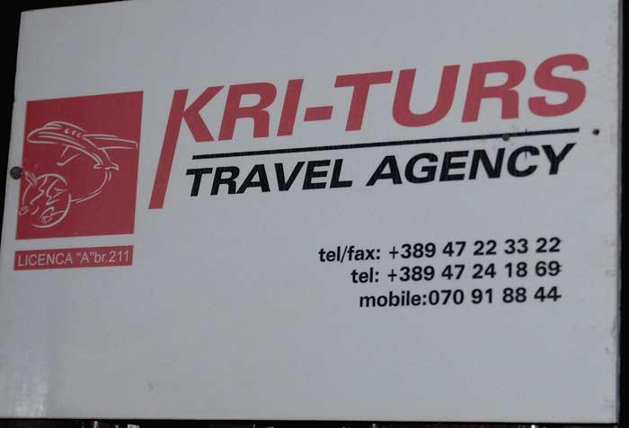 Kri Tours Bitola