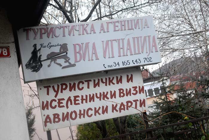 Via Ignacia Bitola