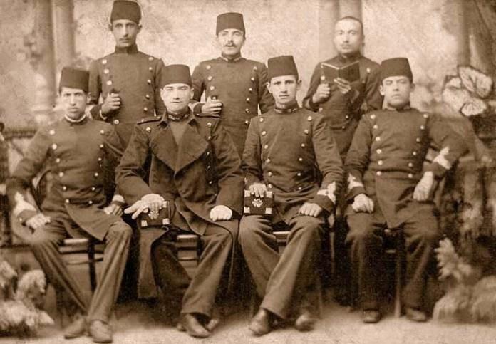 Mustafa Kemal Ataturk 1902