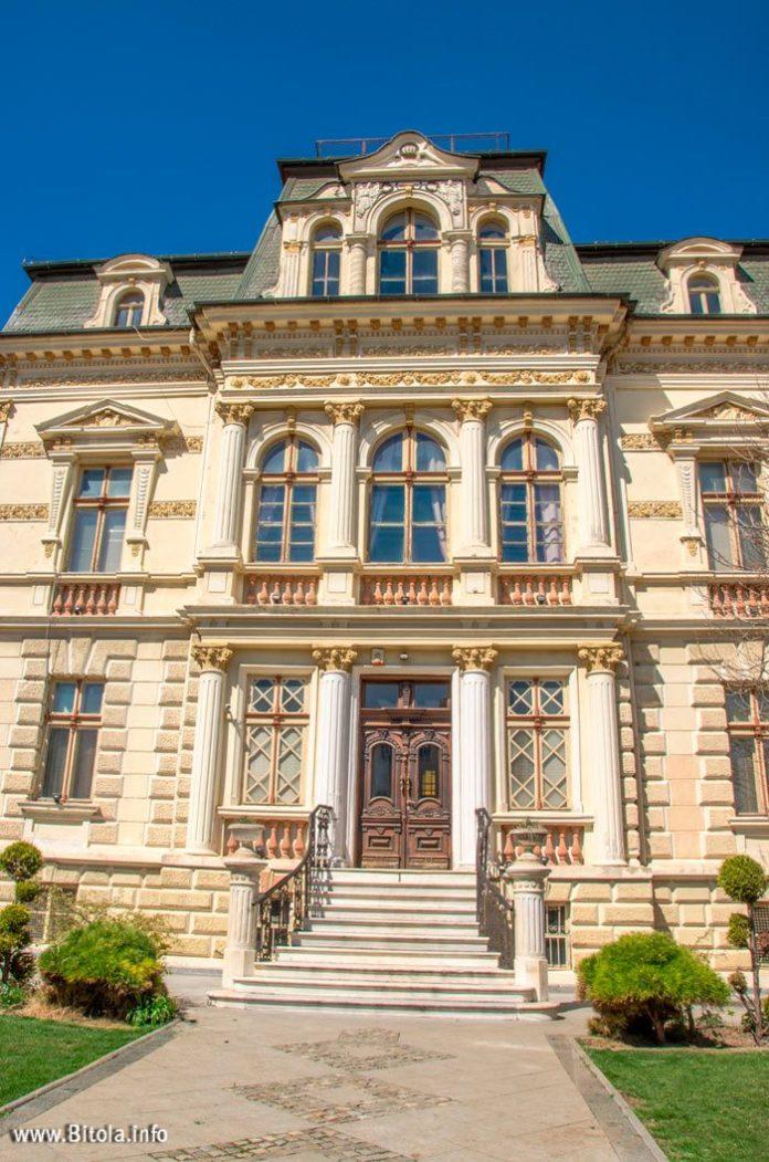 Metropolitan residence in Bitola
