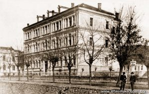 "Gymnasium ""Josip Broz Tito"" in Bitola – one of the oldest educational institutions in Macedonia"