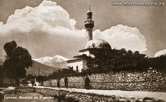 mosque-Three-Sheyks-Bitola-kurderes