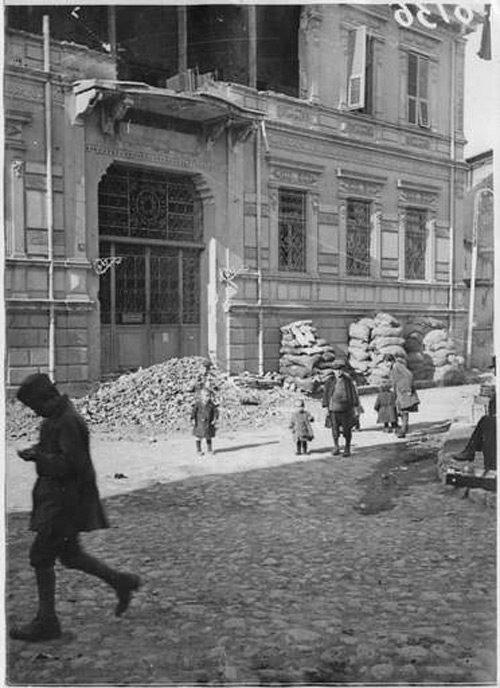 Stopanska banka bitola - during WW1