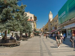 Sirok Sokak Bitola, Macedonia