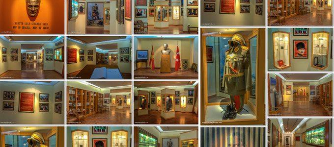 You are currently viewing Мустафа Кемал Ататурк – спомен соба – фото галерија
