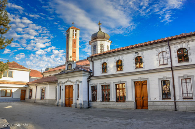 Church St. Mary in Bitola – Photo Gallery