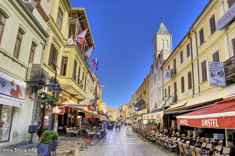 Read more about the article Širok Sokak – the most famous street in Macedonia