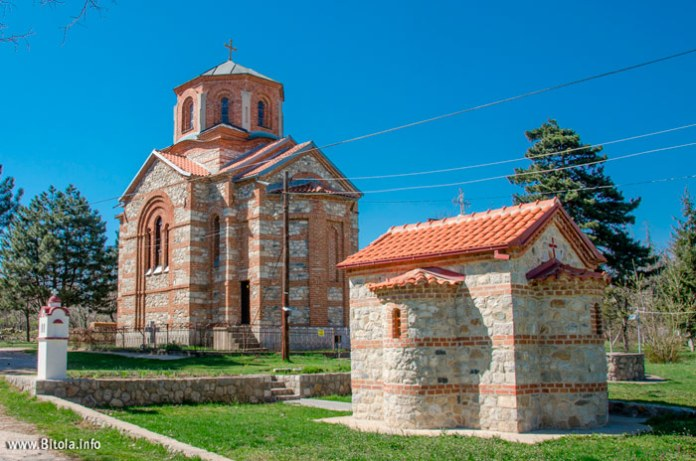 St Gabriel the Archangel Church Dovledzik Bitola