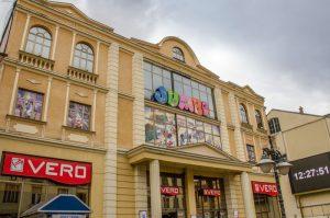 Џамбо – Веро – Шопинг центар – Широк Сокак