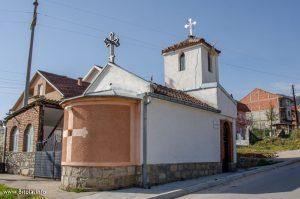 Sv Blagovestenie Lavchanski pat Bitola