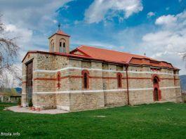 St Mary Trnovo, Bitola, Macedonia