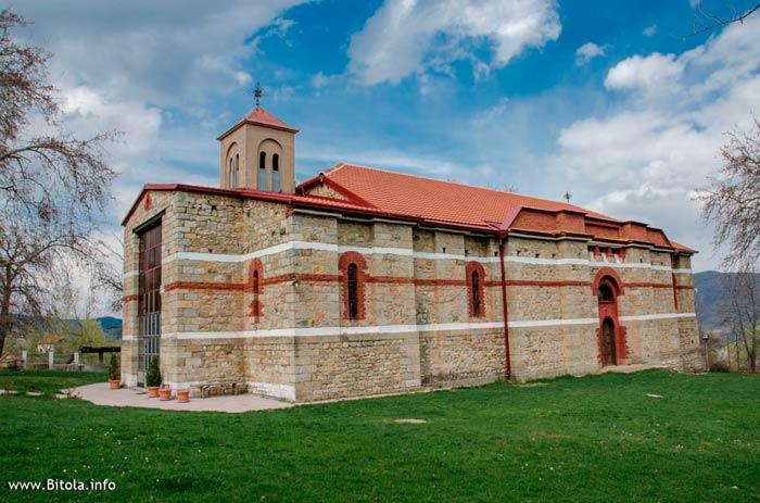 Sv. Bogorodica - Trnovo
