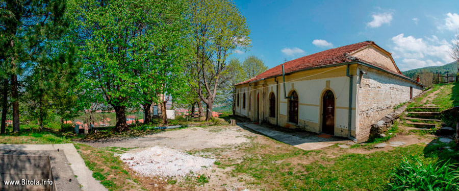 St. Dimitrij (Св. Димитриј) village Brusnik