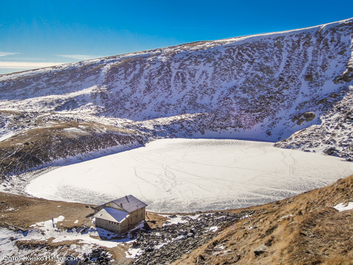 Read more about the article Big Lake Mountain Hut – Pelister National Park