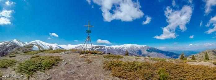 Neolica Peak 1865 m - Pelister National Park, Bitola, Macedonia