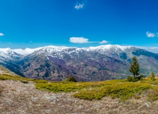 Neolica Peak - Pelister National Park, Bitola, Macedonia