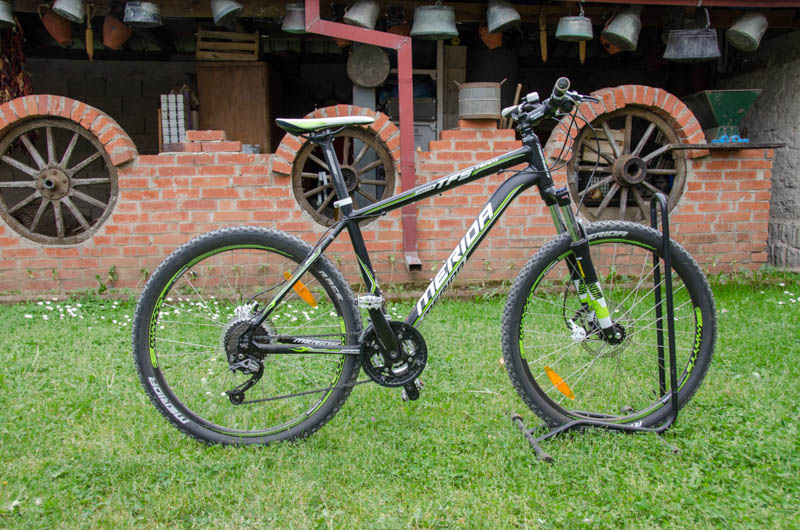 You are currently viewing MERIDA  MATTS  TFS TEAM – Rent a Bike in Bitola