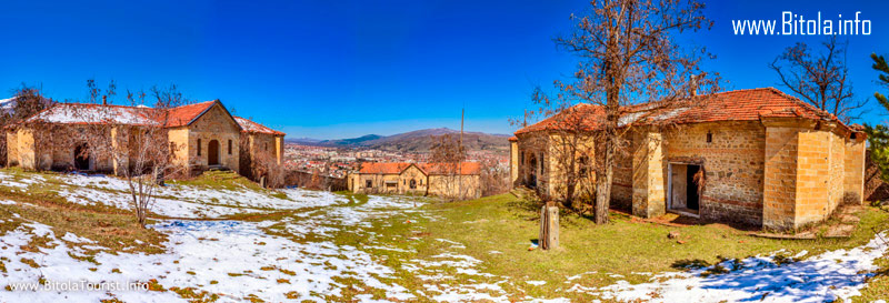 Read more about the article Dzepane – the fortress above Bitola