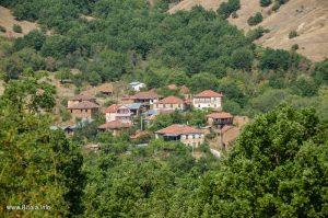 Dragosh village in Bitola Municipality, Macedonia