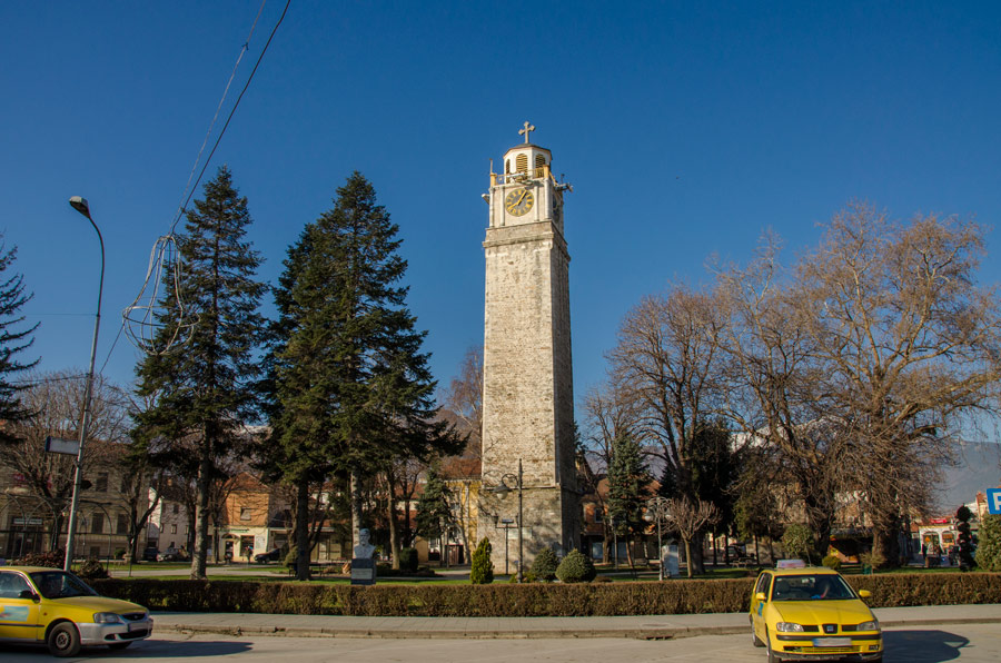 Clock tower Bitola 2017