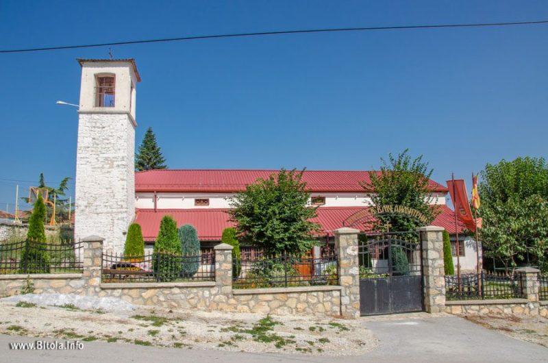 St. Demetrius church (Св. Димитриј) village Bukovo