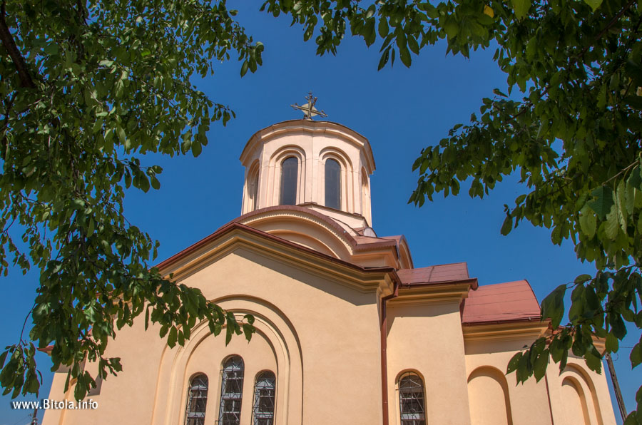 Read more about the article St. Mary church (Св. Богородица) in village Bukovo