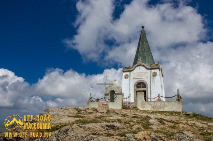 Kajmakcalan, Nidze mountain, Macedonia