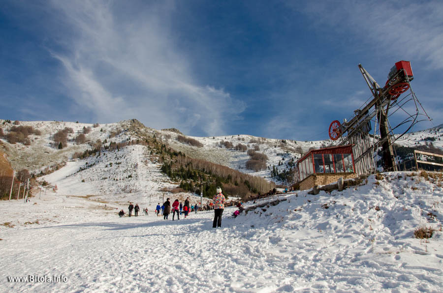 Nize Pole Ski Center – Baba Mountain