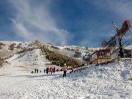Nize Pole Ski center - Baba Mountain, Macedonia