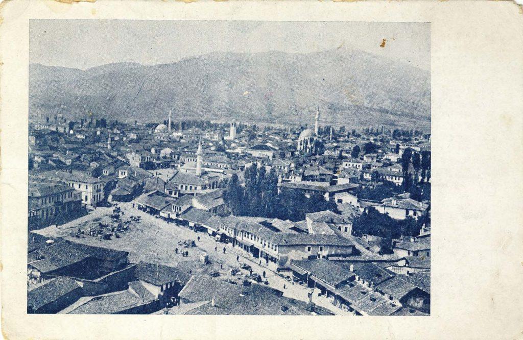 Разгледници од Битола за време на Првата светска војна