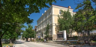 Gimnazija - Josip - Broz Tito - Bitola, Macedonia