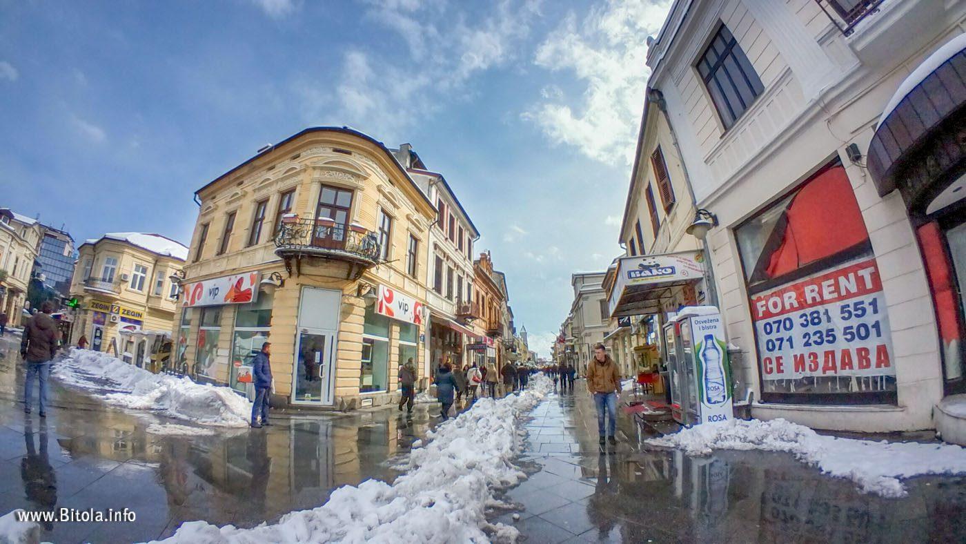 Sirok Sokak – the most famous street in Macedonia